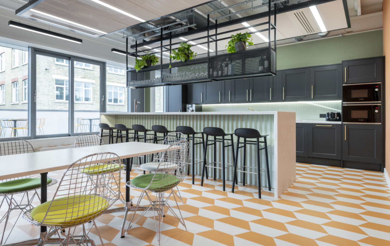 A Look Inside Point 2 Surveyors' New London Office