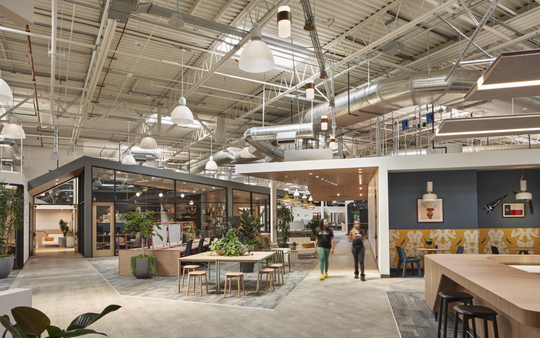 A Tour of Saatchi & Saatchi's New Los Angeles HQ