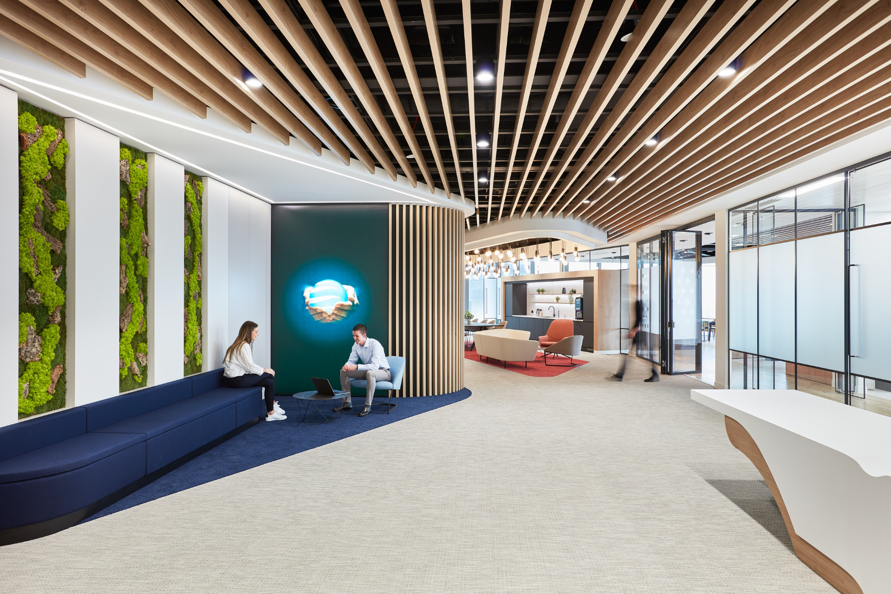 A Tour of Statkraft's Cool New London Office