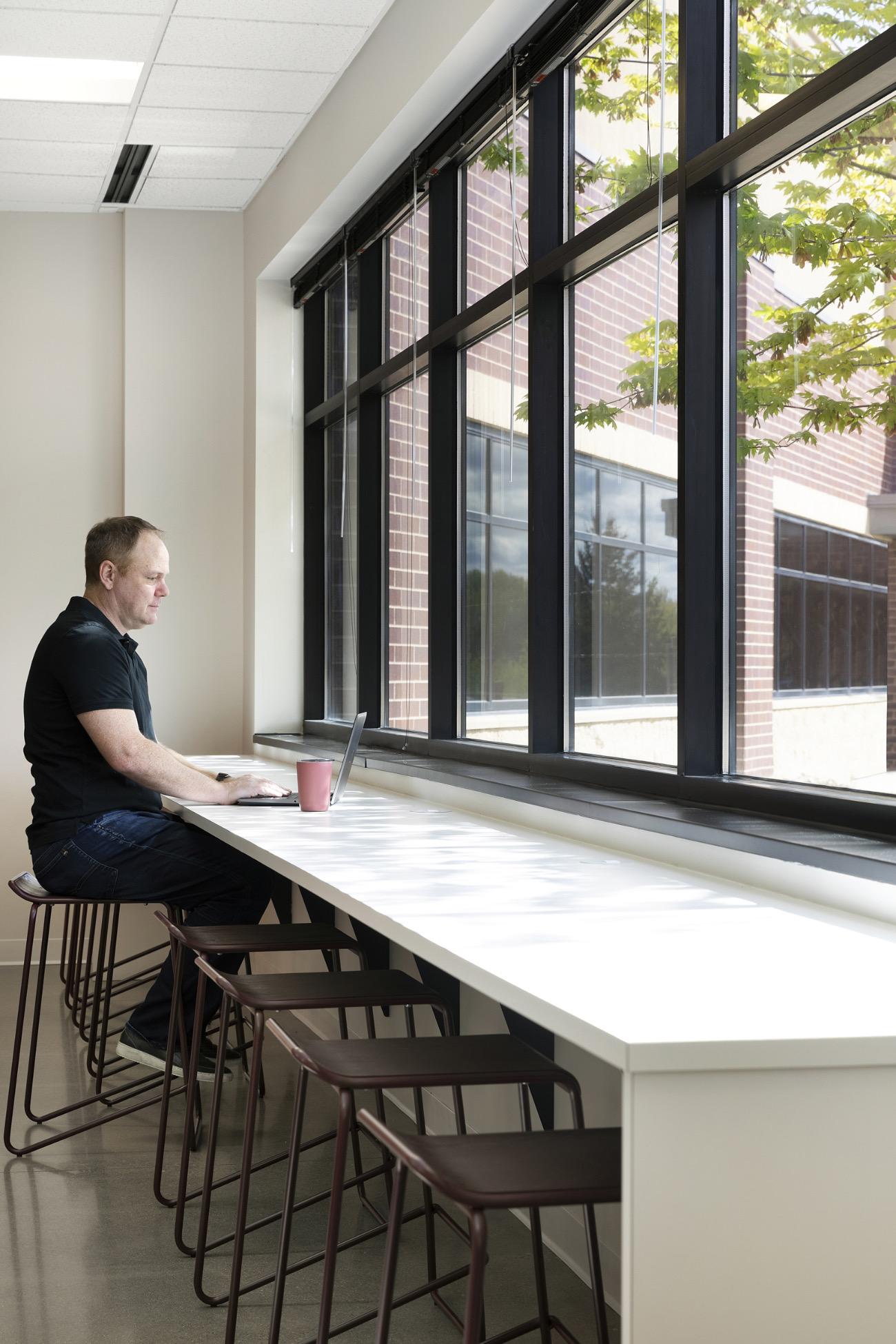 A Peek Inside People Incorporated's New Eagan Office