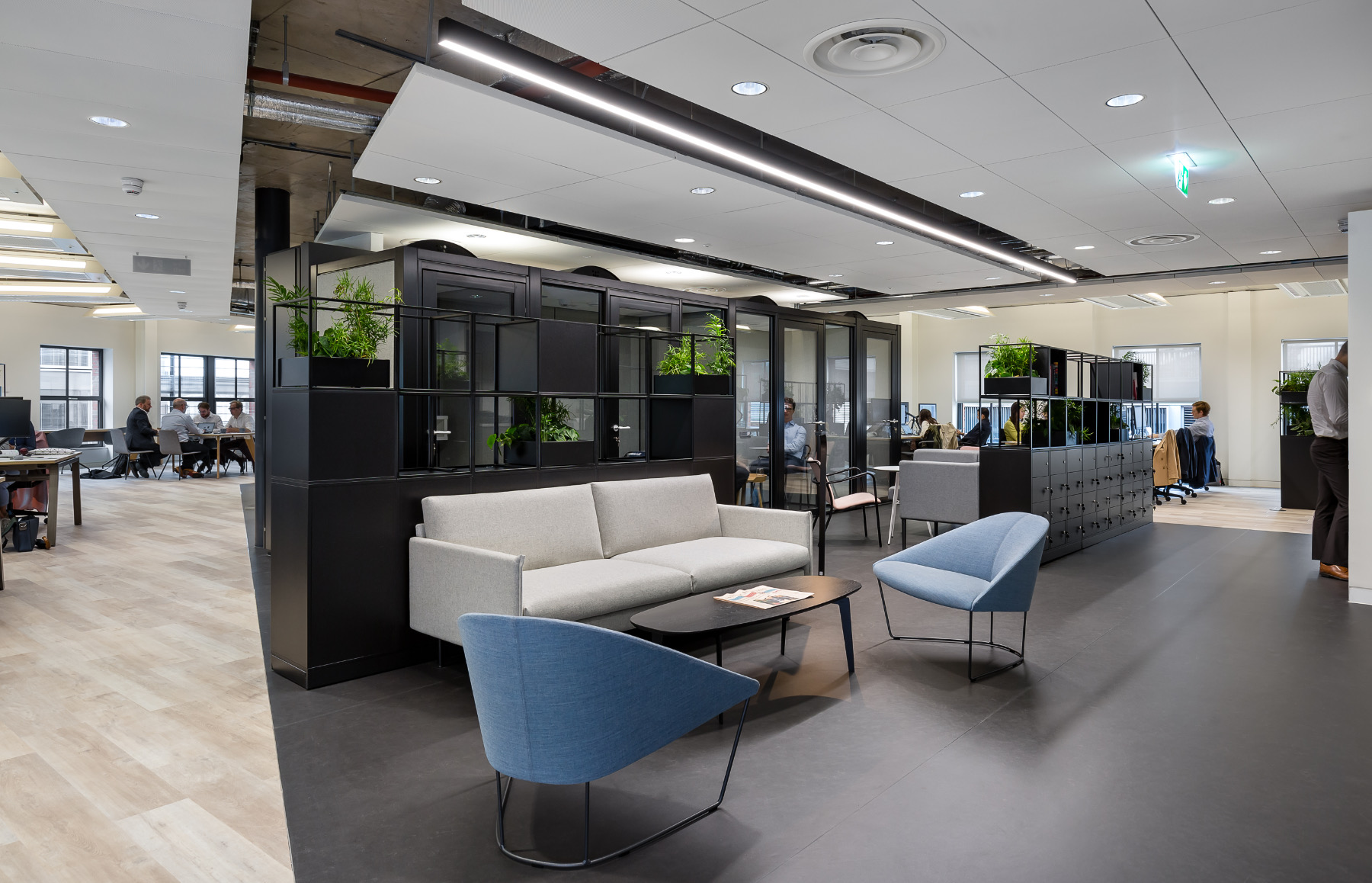 A Tour of Sia Partners' New London Office