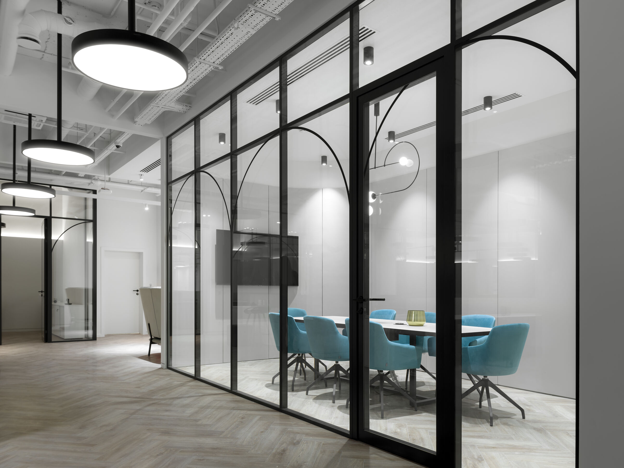 A Look Inside Space 1's New Moscow Office