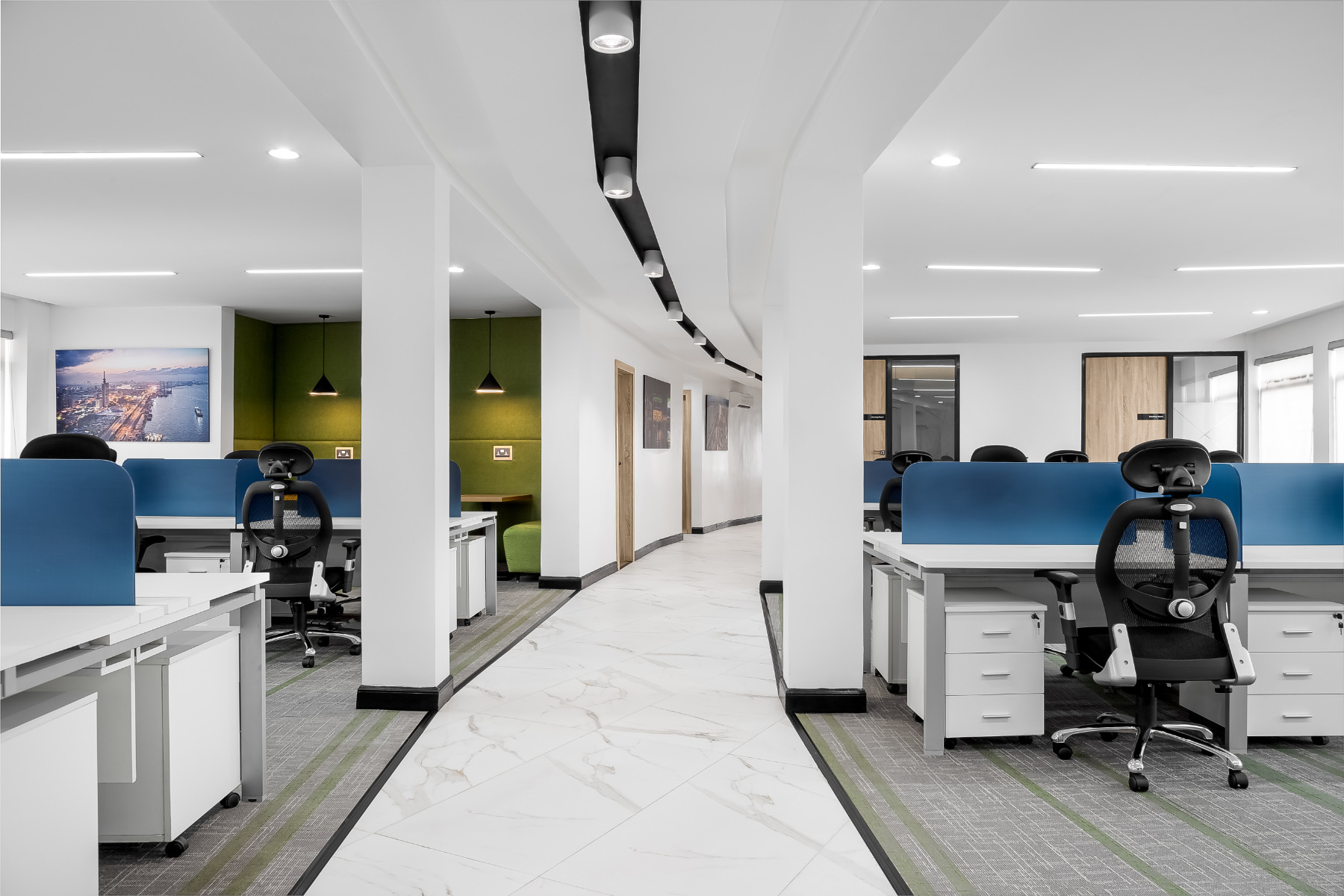 A Look Inside UAC's New Lagos Office