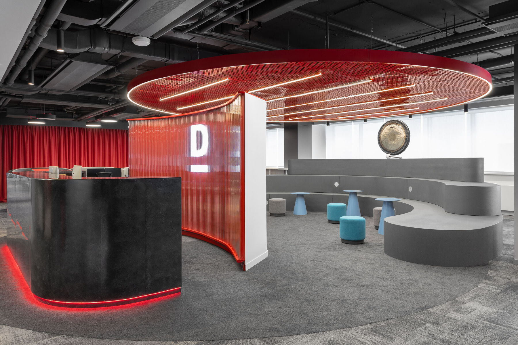 A Tour of Alfa Digital's New Moscow Office