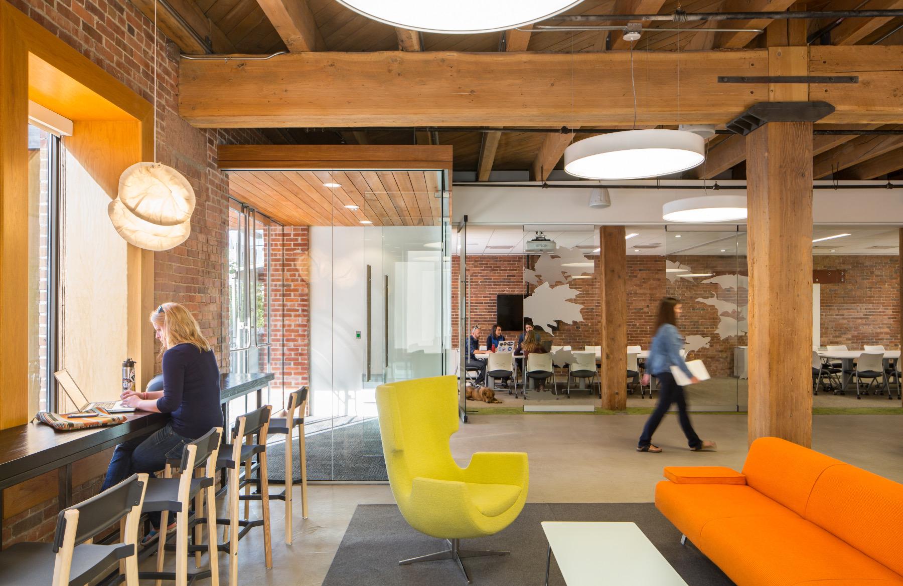 A Peek Inside The Alliance Center's Denver Coworking Space