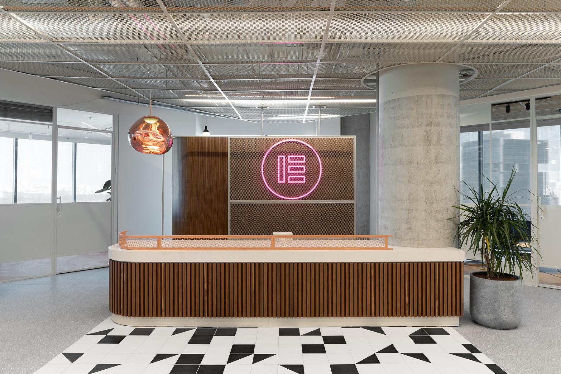 A Look Inside Elementor's Tel Aviv Office