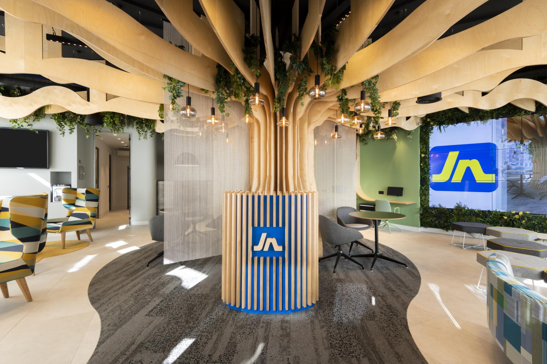 A Look Inside JN Bank's London Office