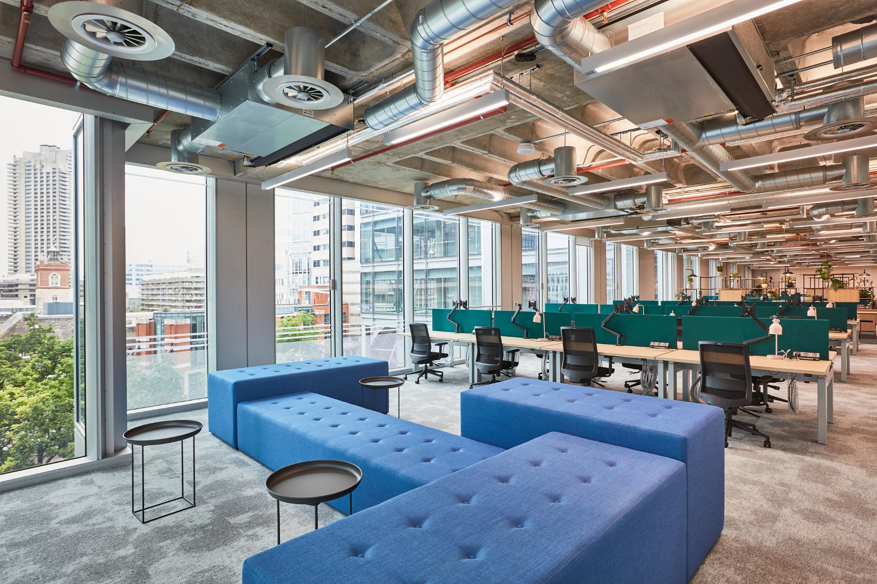 A Look Inside LDN:W's New London Office