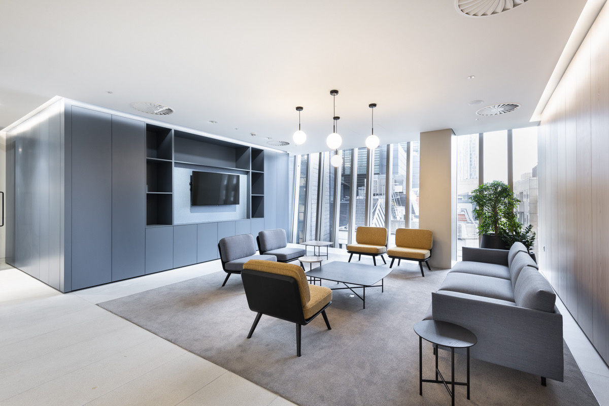 A Tour Private Company Offices in London's 70 St Mary Axe