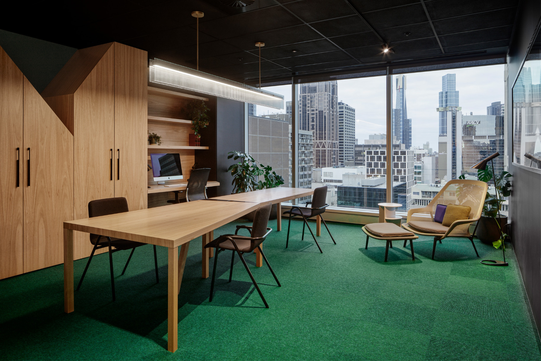 A Look Inside Private Law Firm Offices in Melbourne