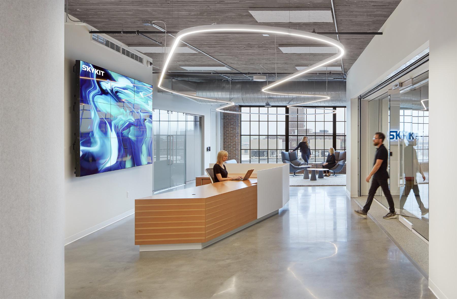 A Tour of Skykit's New Minneapolis Office
