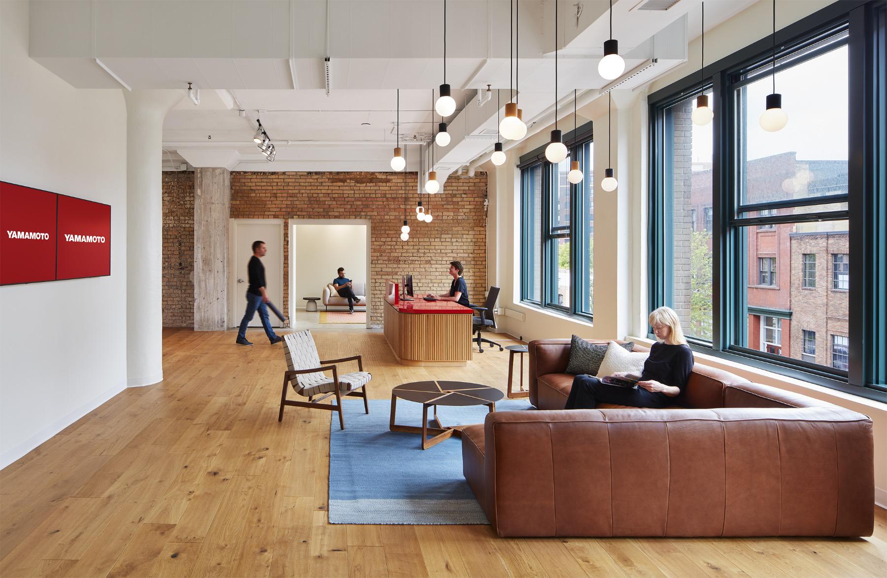 Inside Yamamoto's New Minneapolis Office