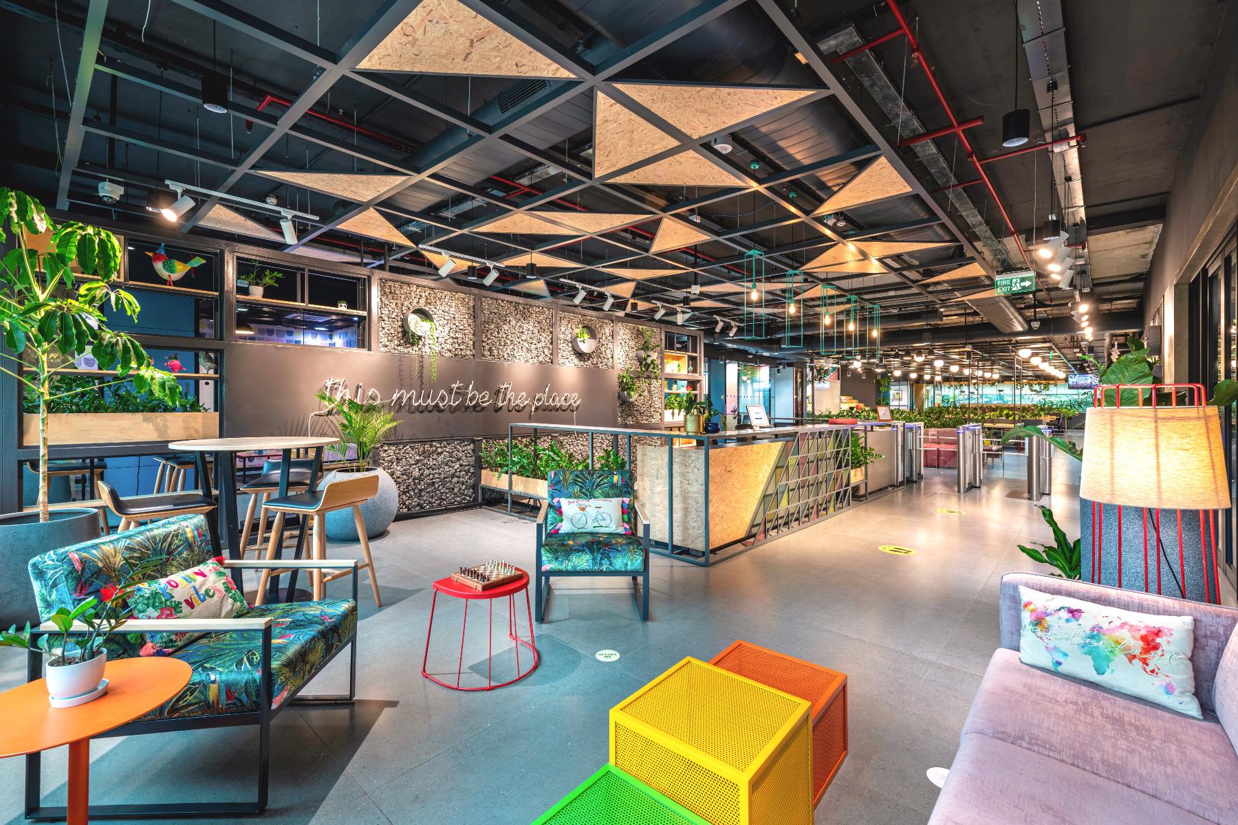 A Look Inside 2gethr's Coworking Space in Bengaluru