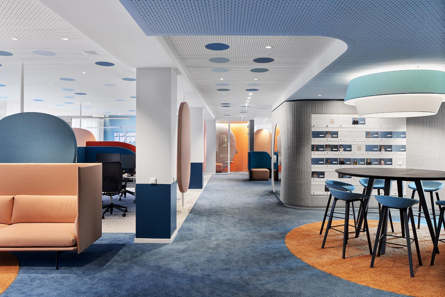 A Tour of Aktion Mensch's Cool New Bonn Office