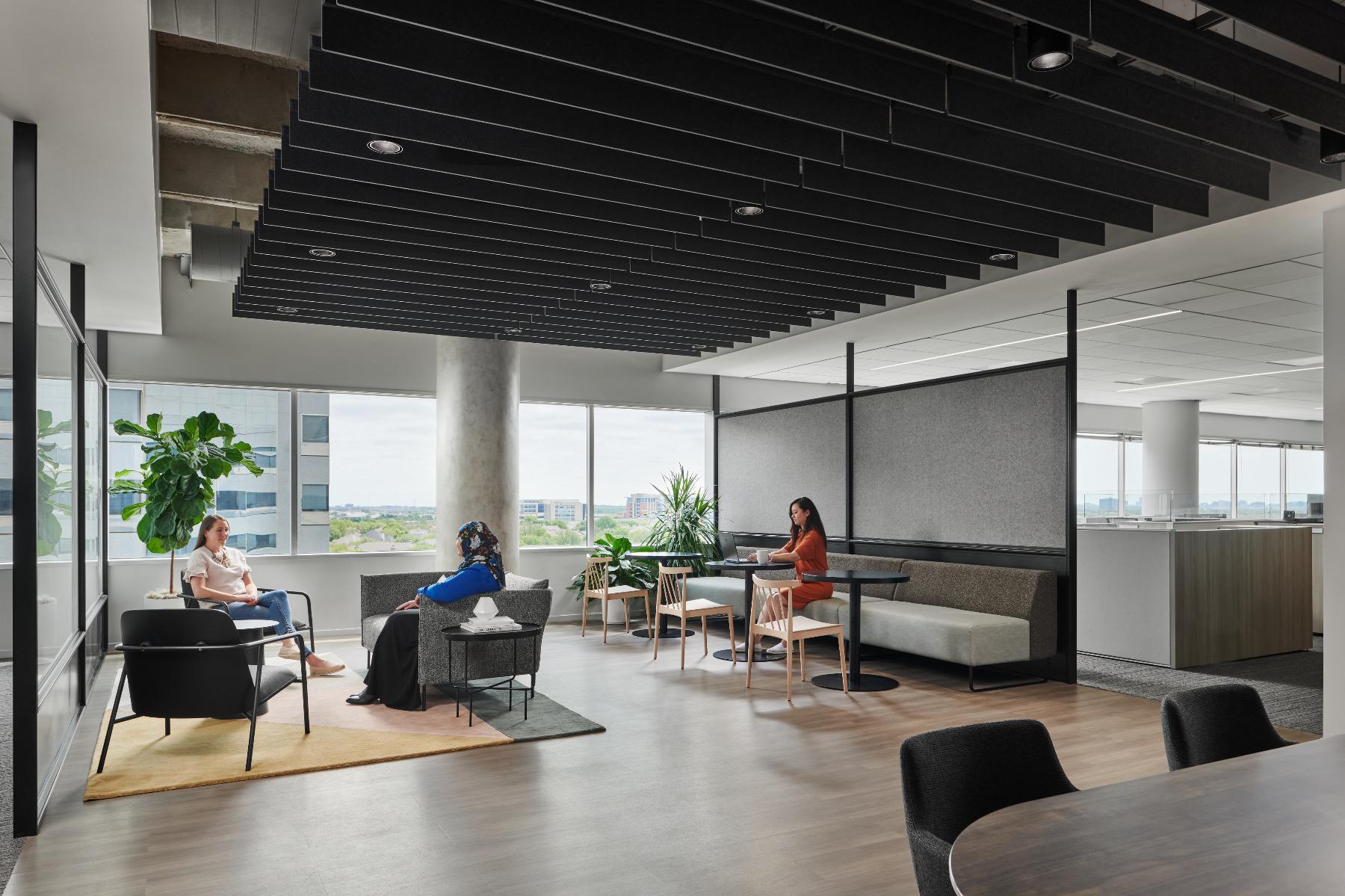A Look Inside Digital Matrix Systems' New Plano Office