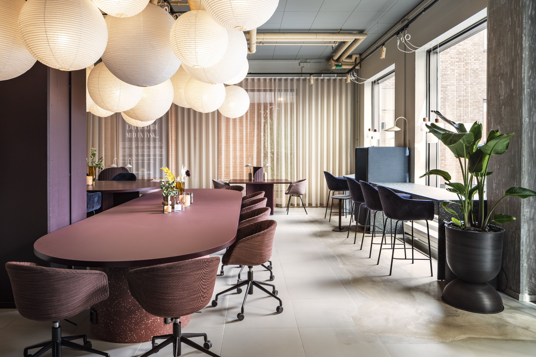 A Tour of Helio's Sundbyberg Coworking Space