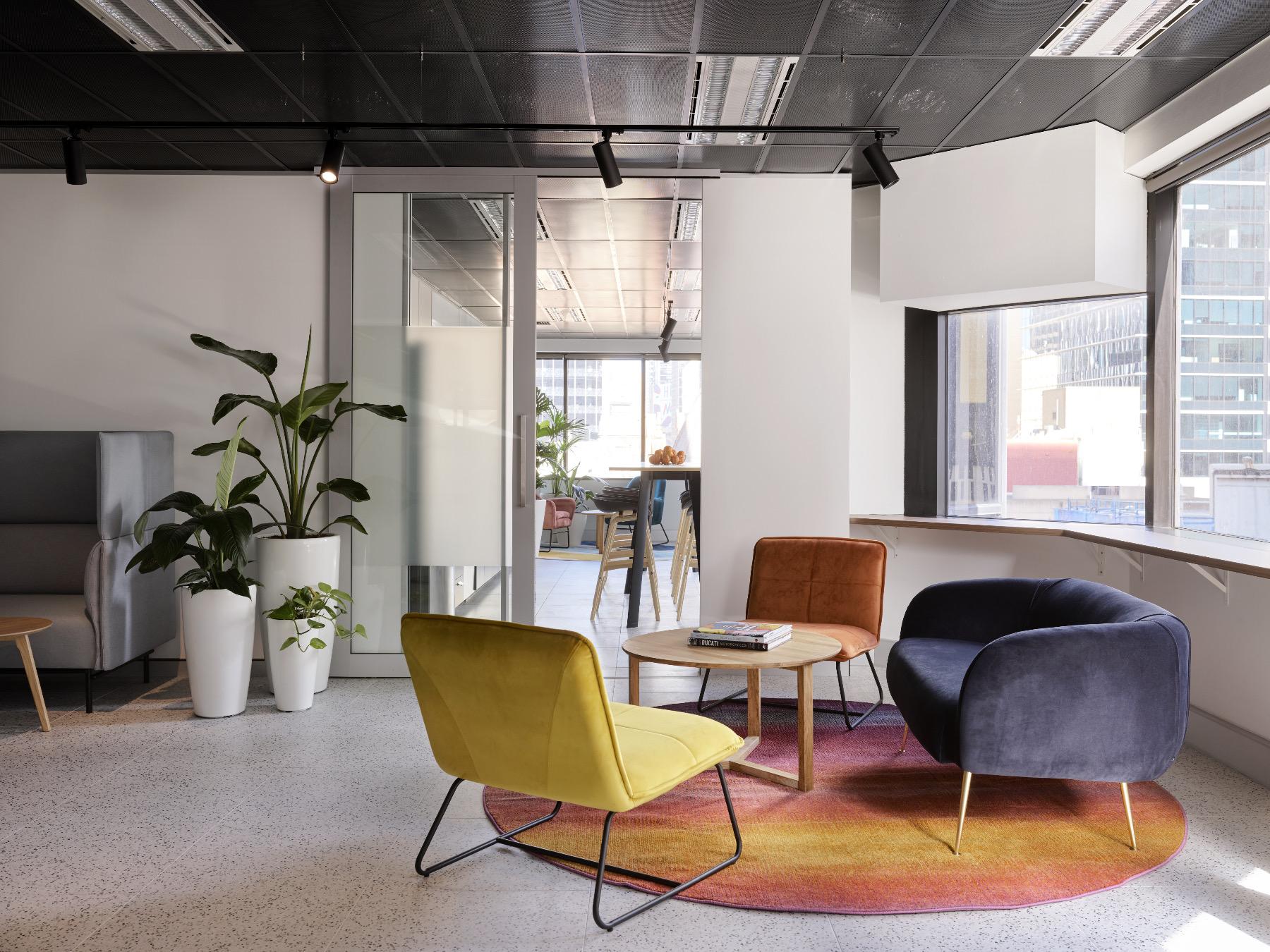 A Look Inside Infosys' New Sydney Office