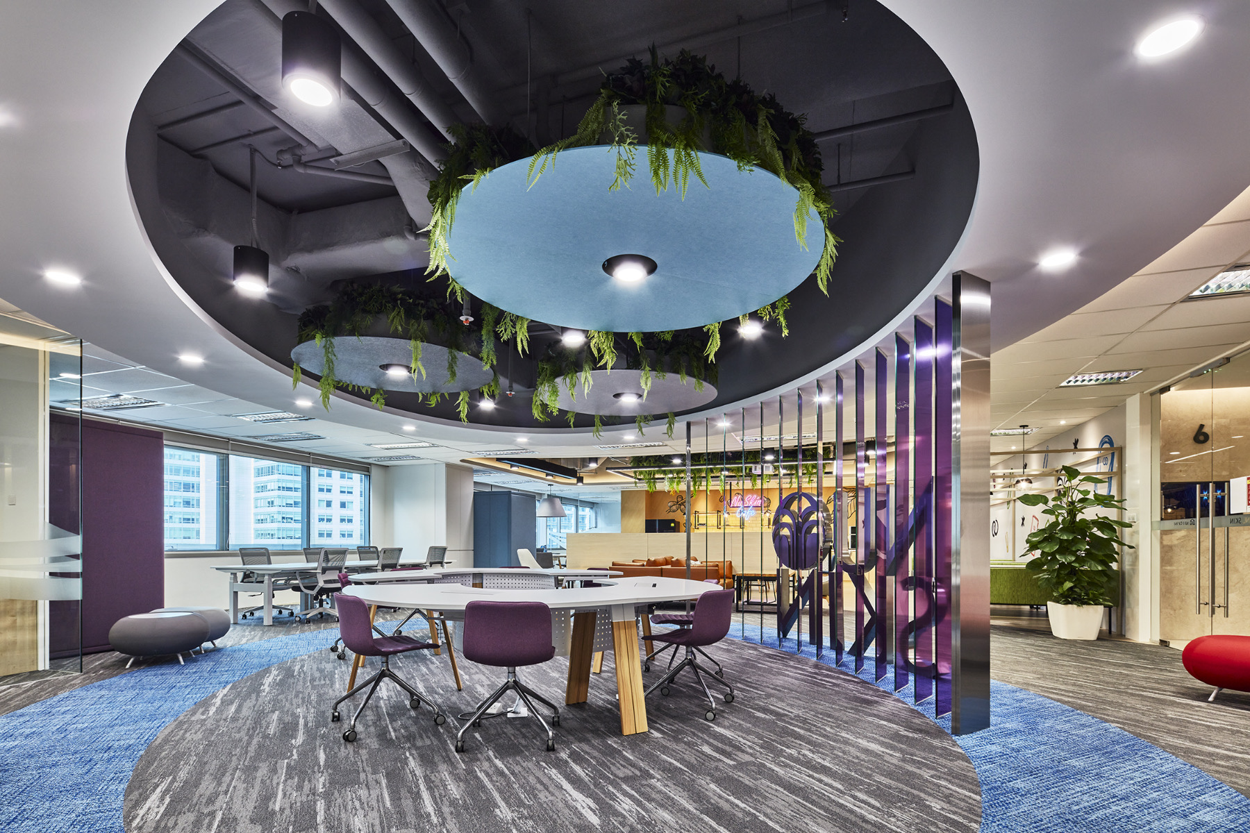 A Look Inside Nu Skin's New Singapore Office