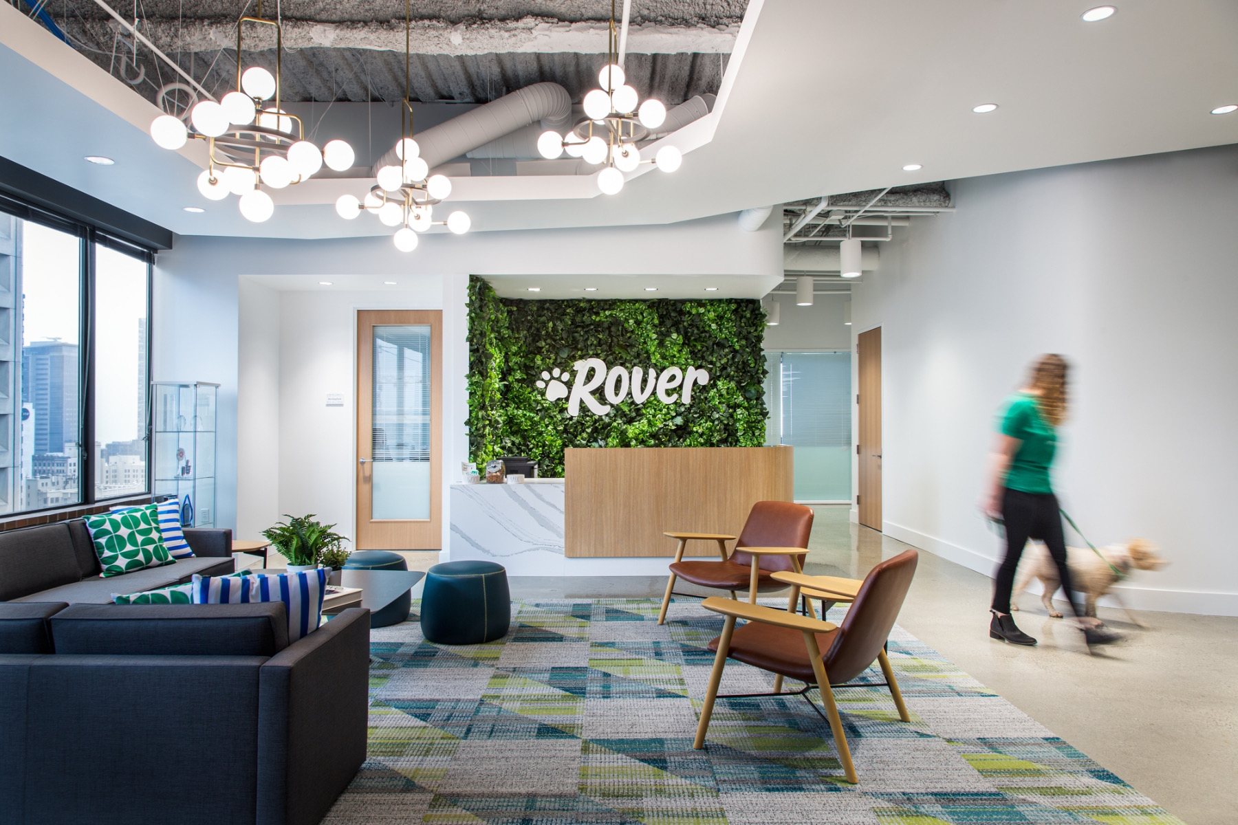 A Tour of Rover's New Seattle Office