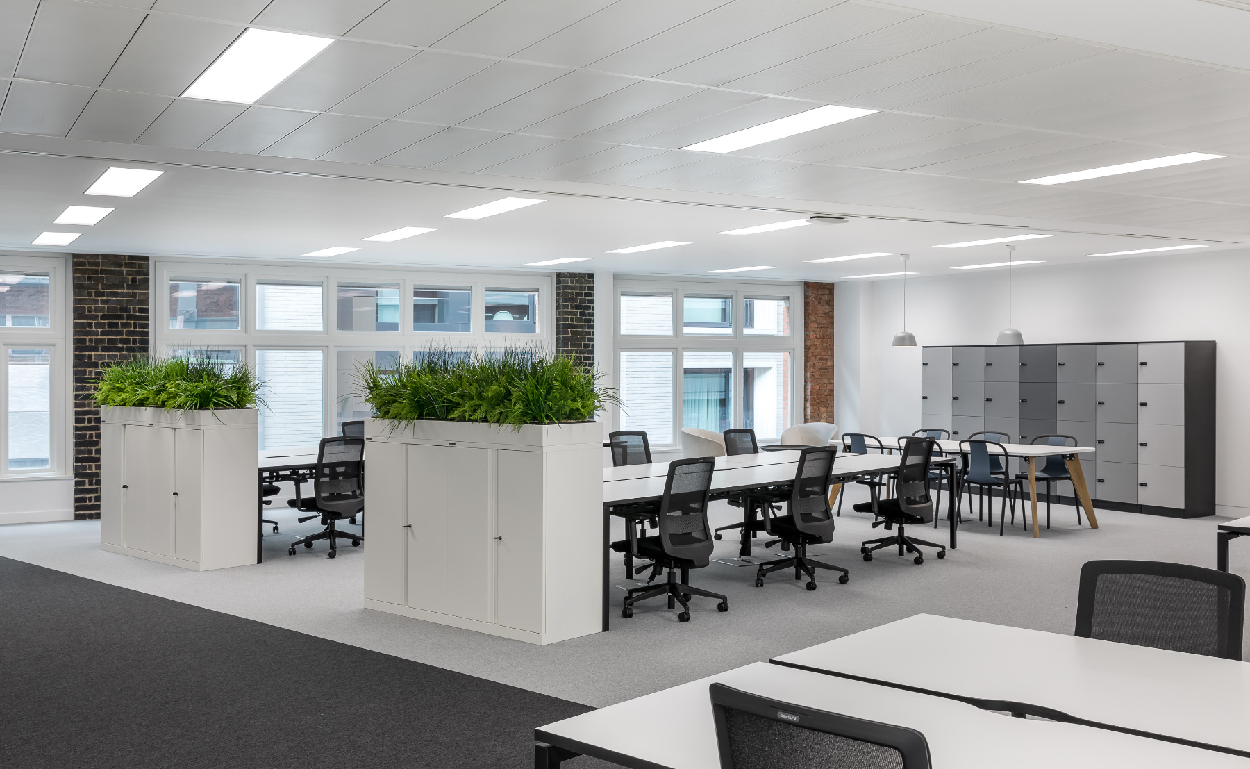 A Look Inside Royal London's New Office