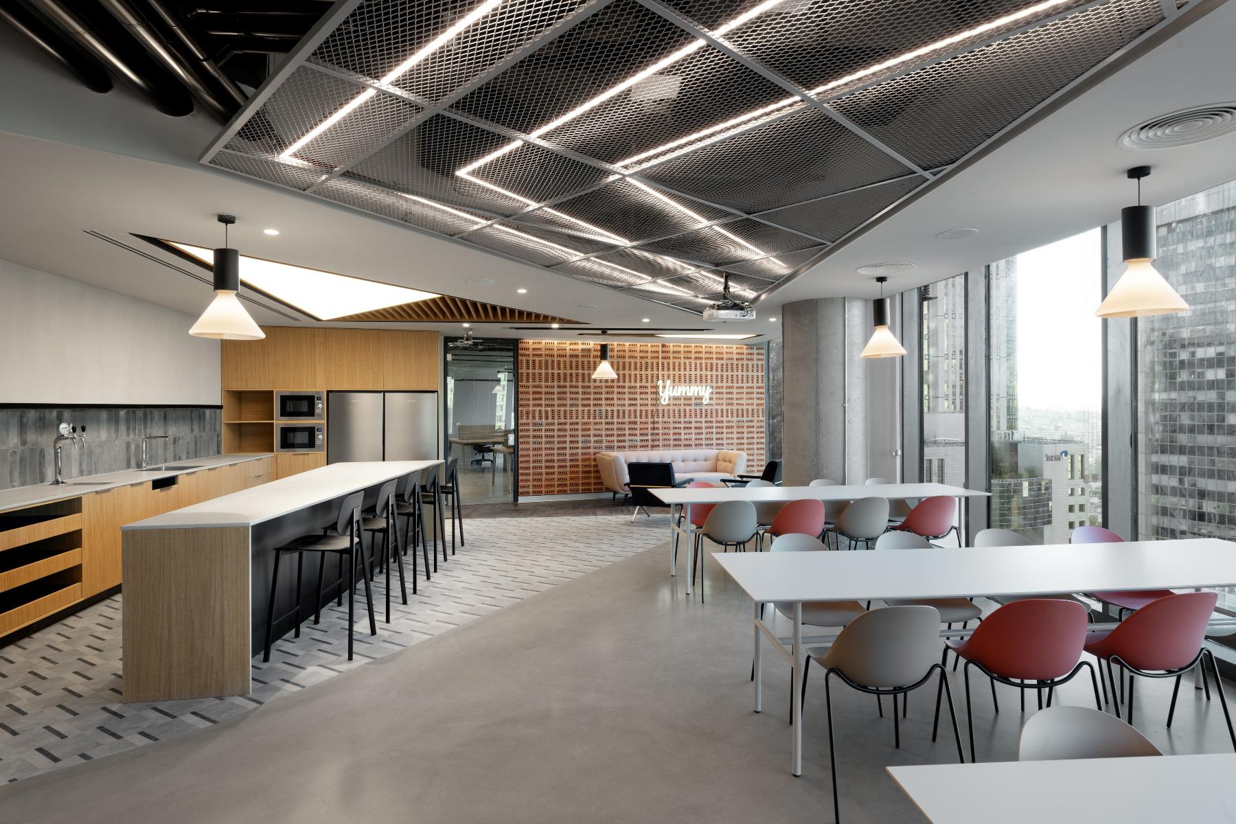 A Look Inside Siemplify's New Tel Aviv Office