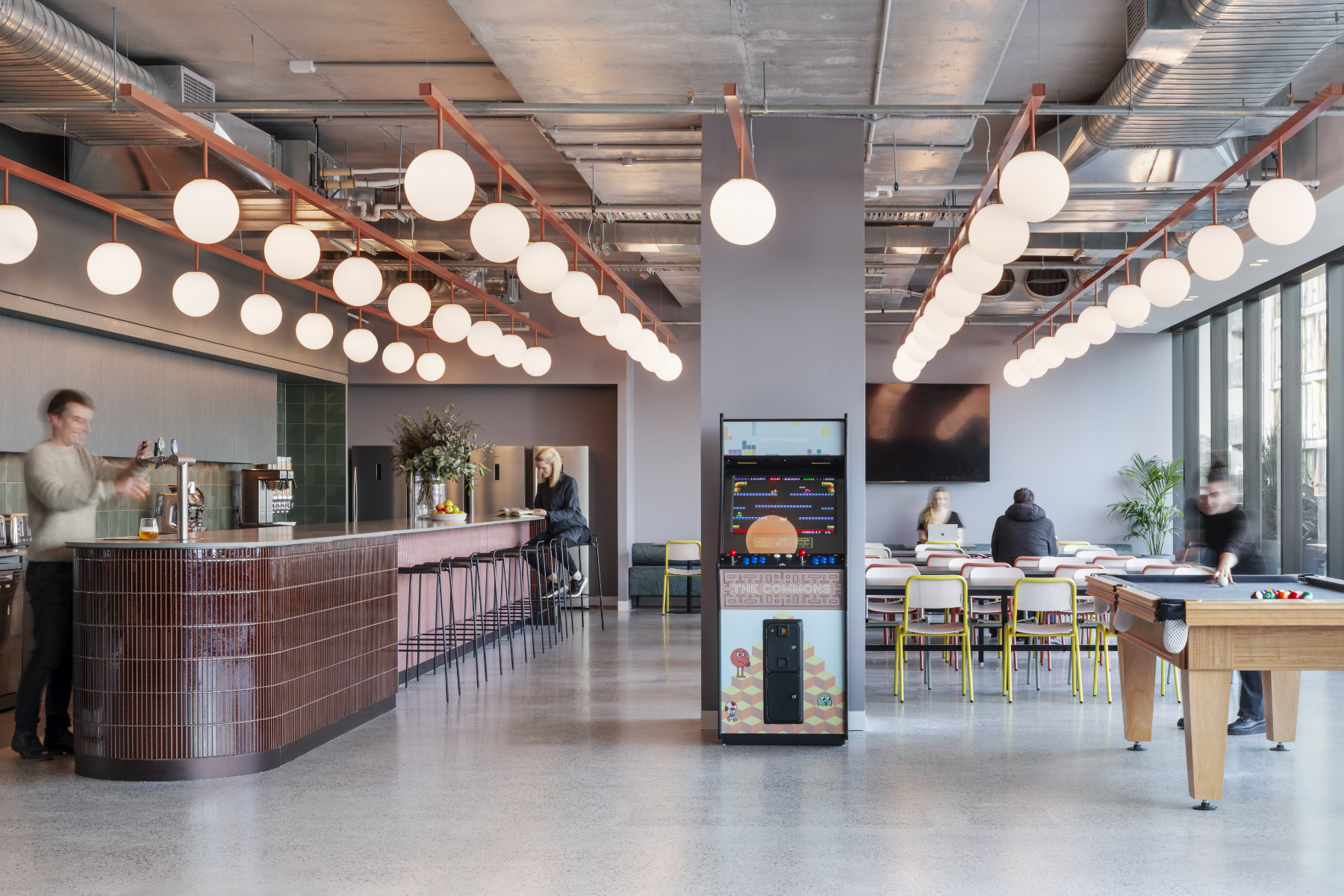 A Tour of The Commons' New South Yarra Coworking Space