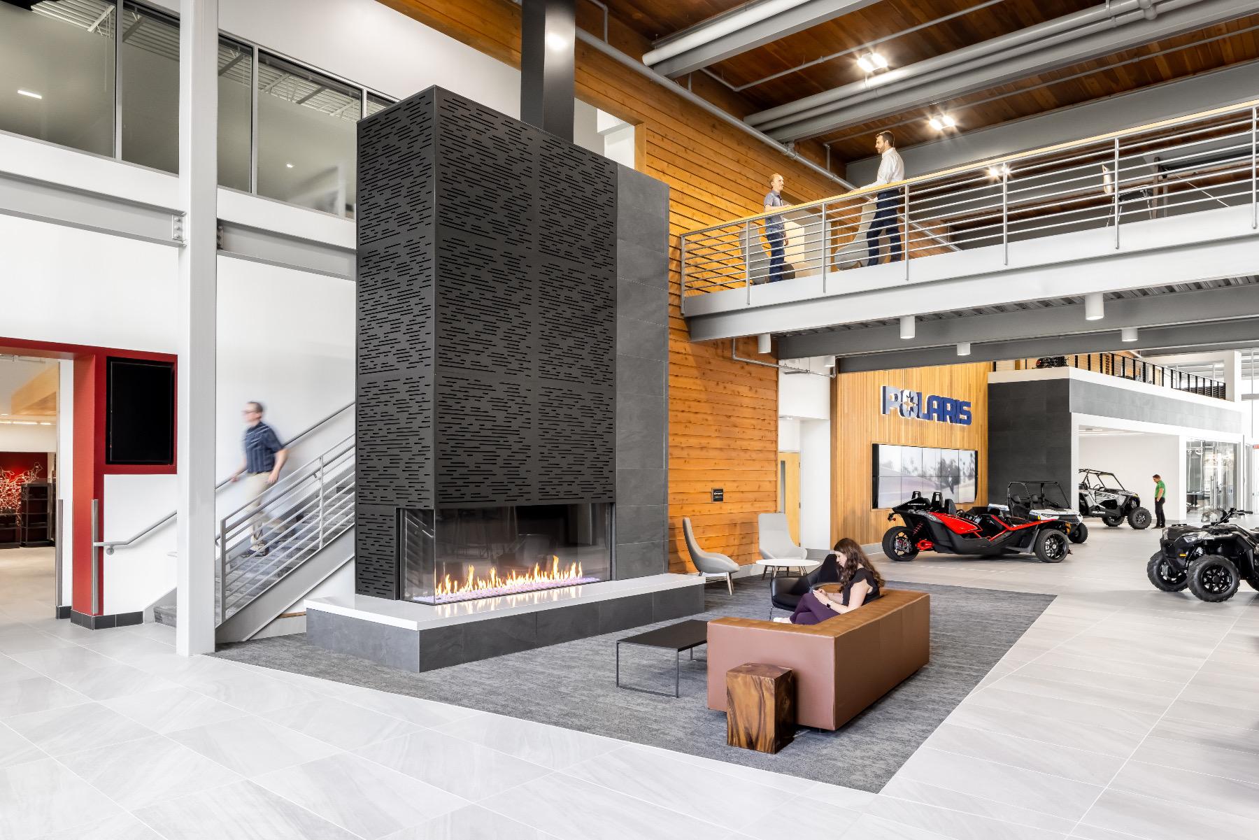 A Look Inside Polaris' New Medina Office