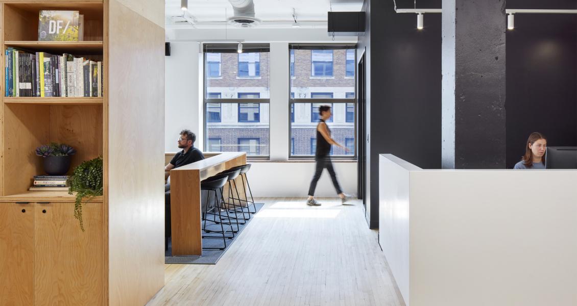 A Look Inside Damon Farber's Minneapolis Office